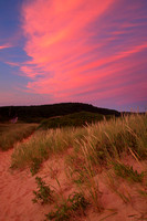 Glowing Sunset, Wellfleet, CC